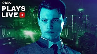 Download Detroit: Become Human Demo Gameplay Livestream - IGN Plays Live Video
