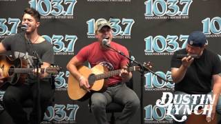 Download Dustin Lynch Hell of a Night Live at The New 103.7 Video