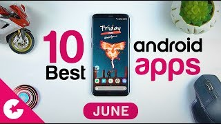 Download Top 10 Best Apps for Android - Free Apps 2018 (June) Video