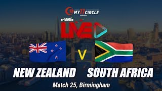 Download Cricbuzz LIVE: Match 25, New Zealand v South Africa, Pre-match show Video
