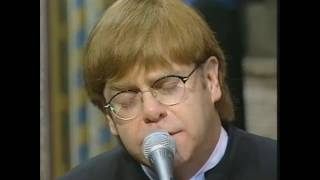 Download Elton John - Candle in the Wind/Goodbye England's Rose - Princess Diana's Funeral 1997 Video
