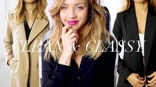 Download How To Dress   Clean, Classy & Put-together Video