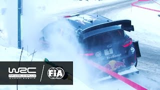 Download WRC - Rallye Monte-Carlo 2017: OGIER in ditch (SS3) Video