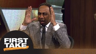 Download Stephen A. Smith goes off on Pistons: What the hell has happened to them? | First Take | ESPN Video