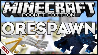 Download 0.15.0/0.16.0 ORESPAWN MOD - MINECRAFT PE - DOWNLOAD Video