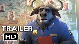 Download Zootopia Official Trailer #2 (2016) Jason Bateman Disney Animated Movie HD Video