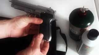 Download Como carregar de gas as pistolas de Airsoft (Green Gas e Gas Propano Coleman) Video