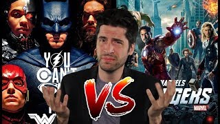 Download Justice League UNWATCHABLE!? DCEU vs MCU - Can't We All Get Along? Video