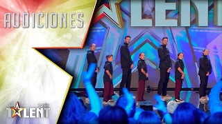 Download ¡Menudo ritmazo sin límites! | Audiciones 4 | Got Talent España 2017 Video