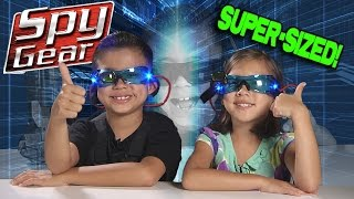 Download SPY GEAR 40-MINUTE SPECTACULAR!!! All Spy Gear Compilation! [SUPER SIZE ME WEEK] Video