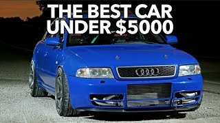 Download The BEST Cars Under $5,000 Video