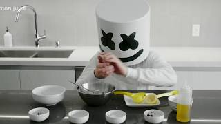 Download Cooking with Marshmello: How To Make Greek Salad Video