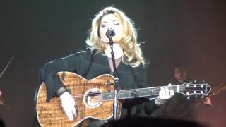 Download Shania Twain - No one needs to know StageCoach 2017 Video