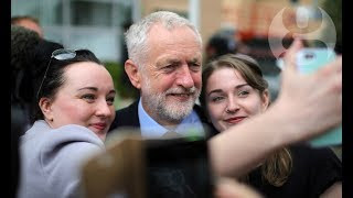 Download The Corbyn factor: on the campaign trail with Labour's leader | General election 2017 Video