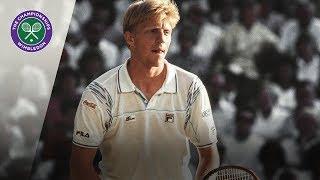 Download Boris Becker vs Ivan Lendl: Wimbledon semi-final, 1989 (Extended Highlights) Video
