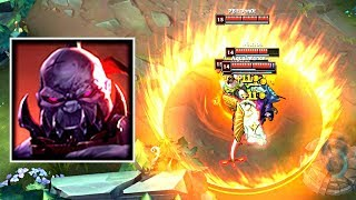 Download SION COMPLETELY BREAKING THE GAME! Smallest Circle Possible in Bardle Royale? Video