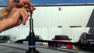 Download Calibrare antena Midland ML145 SWR 1.0 Video