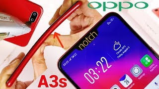 Download Oppo A3s Durability Test - Notch at Budget Price! Vs realme 1 | (Unboxing Camera |BEND-Scratch Fail) Video