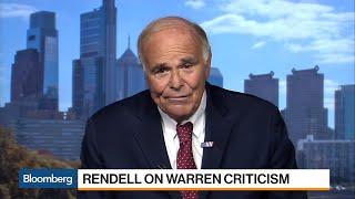 Download Ed Rendell Calls Warren's Attack on Biden's Philly Fundraiser Hypocritical Video