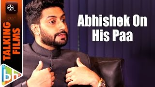 Download ″My Dad Has Never Called Up A Director Or Producer & Asked Him To Cast Me″: Abhishek Bachchan Video