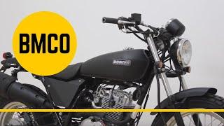 Download Born Black Beach 125 - Suzuki RV125 Vanvan - motorcycle modification #06 Video