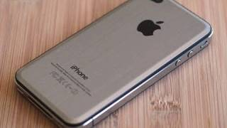 Download iPhone 5 Metal Backing and More! Video
