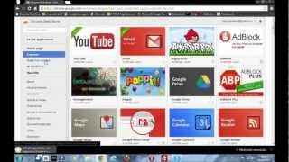Download Tutorial Google Chrome Web Store Video