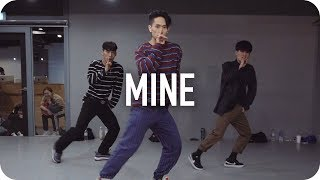 Download Mine - Bazzi / Eunho Kim Choreography Video