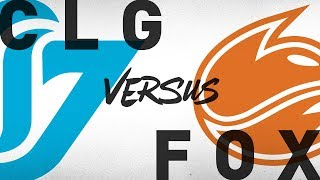 Download CLG vs. FOX - Week 7 Day 1 | NA LCS Summer Split | Counter Logic Gaming vs. Echo Fox (2018) Video