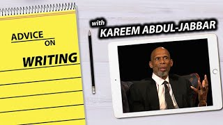 Download Advice On Writing from Kareem Abdul-Jabbar Video
