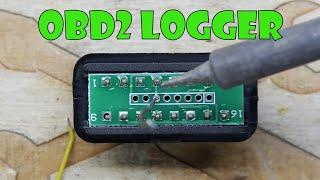 Download TDL- OBD2 CAN logger Video