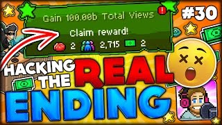 Download HACKING THE REAL ENDING OF TUBER SIMULATOR (HACK THE IMPOSSIBLE QUEST) PewDiePie Tuber Simulator #30 Video