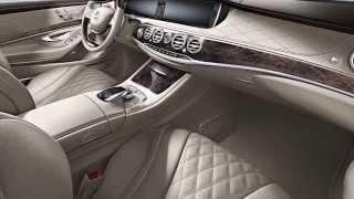 Download 2015 Mercedes-Benz S-Class Sedan - Video Walk Around Video