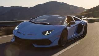 Download CALIFORNIA DREAMING ABOARD AVENTADOR SVJ ROADSTER Video