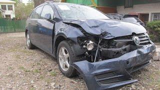 Download VW golf 7. Body repair. Ремонт кузова. Video