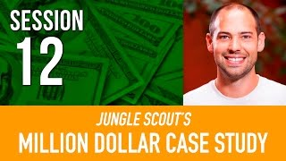 Download PRODUCT LAUNCH strategies 🚀 Million Dollar Case Study | Jungle Scout I Session 12 Video