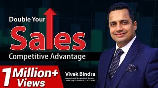 Download Sales Training Videos in Hindi, Competitive Advantage in Business Marketing by Vivek Bindra Video