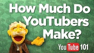 Download How Much Do YouTubers Make? SECRETS REVEALED! Video