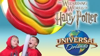 Download The Wizarding World of Harry Potter at Universal Studios Florida with Family Fun Pack Video
