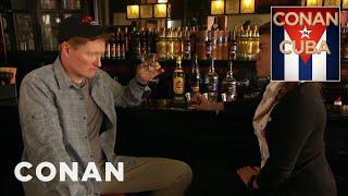 Download Conan Visits The Havana Club Rum Museum - CONAN on TBS Video