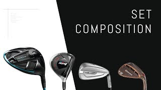 Download Set Composition | Which golf clubs should be in your bag Video