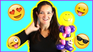 Download HAPPY GUYS Balloon Animal Tutorial - Learn Balloon Animals with Holly! Video