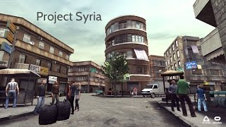 Download Project Syria - VR Recreation - Oculus Rift CV1 Video