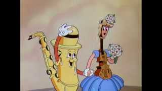Download Silly Symphonies - Music Land Video