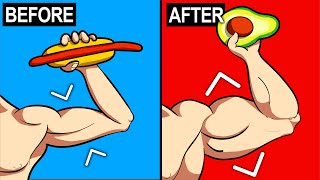Download 17 Muscle Building Foods (BULK UP FAST!) Video
