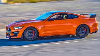 Download AT THE TRACK WITH FORD'S 2020 GT500 - BEHIND THE SCENES! Video