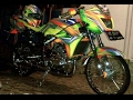 Download Video Modifikasi Motor Kawasaki Ninja R Modif Airbrush Keren Terbaru Part 2 Video