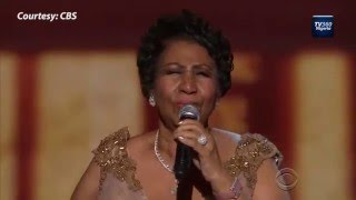 Download Watch Aretha Franklin Make President Obama Emotional Video
