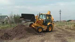 Download TEST DRIVE KOMATSU WB93R LOADING AND UNLOADING Video