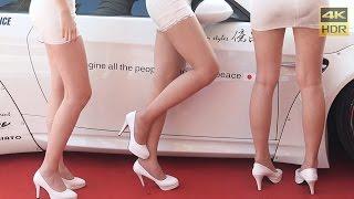 Download 2016南台車展 All Show Girls 王內地推薦!滿滿的美腿大平台9(4K HDR)[無限HD] 🏆 Video
